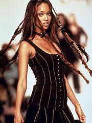 Tyra Banks Young Tyra Banks