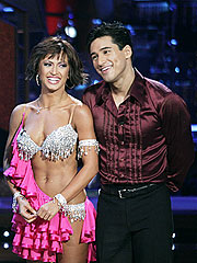 Behind the Scenes at Dancing with the Stars| Dancing With the Stars, Carrie Ann Inaba, Elizabeth Berkley, Jerry Springer, Joey Lawrence, Karina Smirnoff, Mario Lopez, Sara Evans, Shanna Moakler, Willa Ford