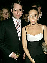 Sarah Jessica Parker, Matthew Broderick Leave Hospital with Twins