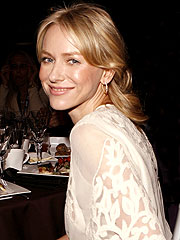 Caught in the Act!  Naomi Watts
