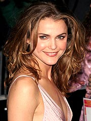 Keri Russell Marries in New York