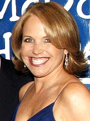 Caught in the Act!| Katie Couric