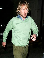 Caught in the Act| Owen Wilson