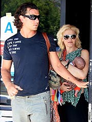 Couples Watch| Gavin Rossdale, Gwen Stefani