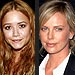 Caught in the Act! | Charlize Theron, Mary-Kate Olsen