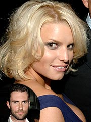 Jessica Simpson Dodges Awkward Ex Moment