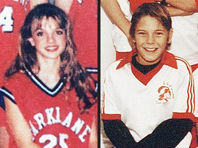 Britney Spears, 1997, and Kevin Federline, 1988 photo | Britney Spears, Kevin Federline