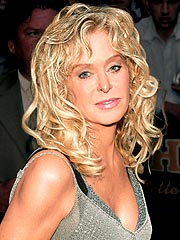 Farrah Fawcett Seeks 'Alternative' Cancer Treatment in Germany