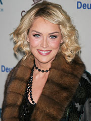 Sharon Stone Answers Your Questions!