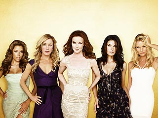 TV Tonight: What's Hot, What's Not | Eva Longoria, Felicity Huffman, Marcia Cross, Nicollette Sheridan, Teri Hatcher