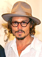 Johnny Depp 'Overjoyed' by Golden Globes Win | Johnny Depp