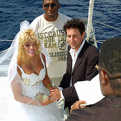 MAKING A VOW photo | Anna Nicole Smith, Howard K. Stern