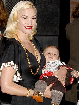 GWEN & KINGSTON  photo | Gwen Stefani