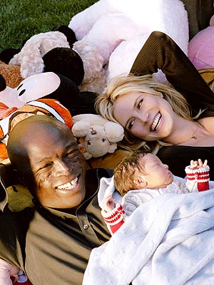 seal heidi klum children. HEIDI, SEAL