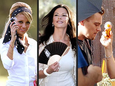 6. BE FAN-TASTIC photo | Catherine Zeta-Jones, Leonardo DiCaprio, Nicole Richie