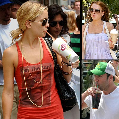 4. DRINK FAST  photo | Jeremy Piven, Kate Hudson, Lindsay Lohan