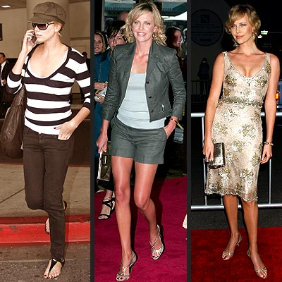 Charlize Theron Fashion image