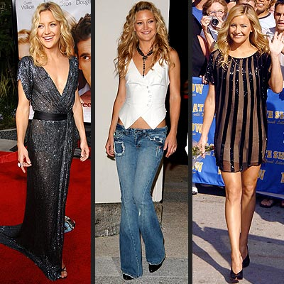 hairstyles with bangs and curly hair. Kate Hudson#39;s long curly hair