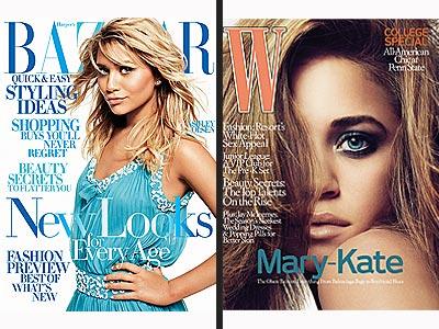 BEST OLSEN COVERGIRL photo | Ashley Olsen, Mary-Kate Olsen