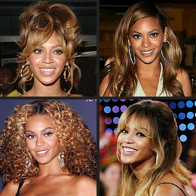 new day, a new hairstyle: See how the stars change up their look