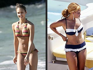 jessica alba in bathing suit