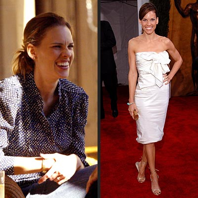 HILARY SWANK  photo | Hilary Swank