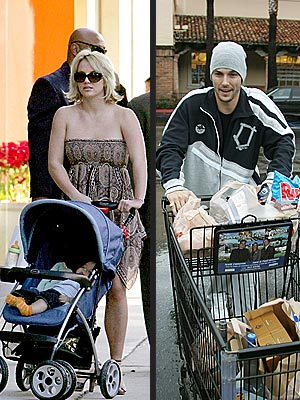 JANUARY photo | Britney Spears, Kevin Federline