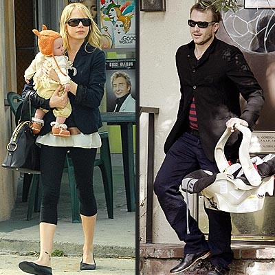 MICHELLE WILLIAMS & HEATH LEDGER photo | Heath Ledger, Michelle Williams