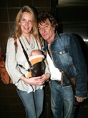 ROD STEWART photo | Penny Lancaster, Rod Stewart