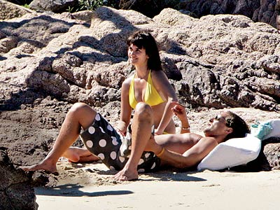 CABO SAN LUCAS photo | Matthew McConaughey, Penelope Cruz