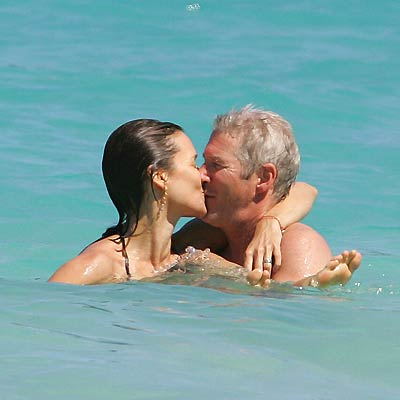 ST. BART'S photo | Richard Gere