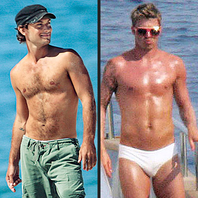 JUDE VS. DAVID photo | David Beckham, Jude Law