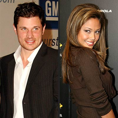 NICK & VANESSA photo | Nick Lachey, Vanessa Minnillo