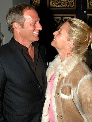 NICOLLETTE & MICHAEL photo | Michael Bolton, Nicollette Sheridan