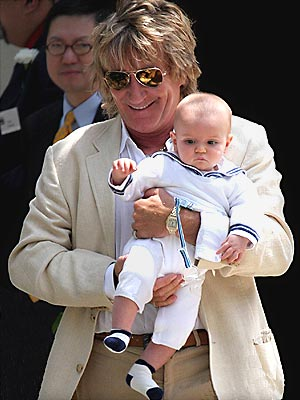 ROD & ALASTAIR photo | Rod Stewart