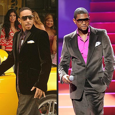 SINGULAR SENSATIONS photo | Ludacris, Usher