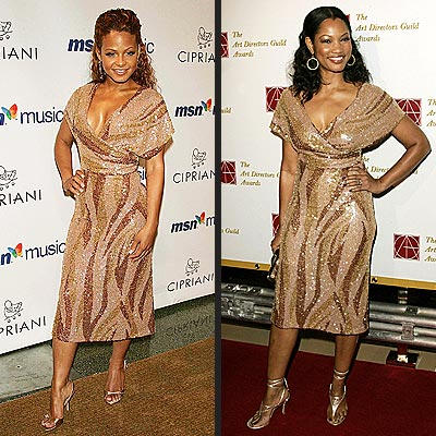 CHRISTINA VS. GARCELLE photo | Christina Milian, Garcelle Beauvais-Nilon