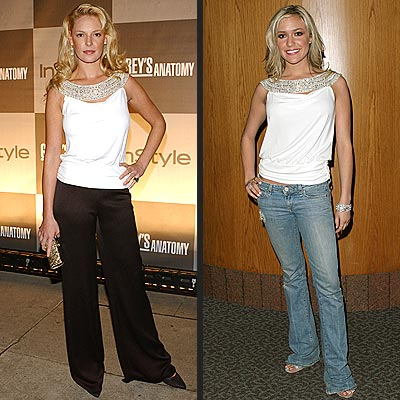 KATHERINE VS. KRISTIN photo | Katherine Heigl, Kristin Cavallari
