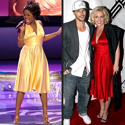 PARIS VS. BRITNEY photo | Britney Spears, Kevin Federline, Paris Bennett