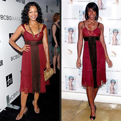 GARCELLE VS. KELLY photo | Garcelle Beauvais-Nilon, Kelly Rowland