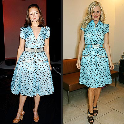 RACHAEL VS. JENNY photo | Jenny McCarthy, Rachael Leigh Cook