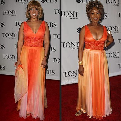 GAYLE VS. ALFRE photo | Alfre Woodard, Gayle King