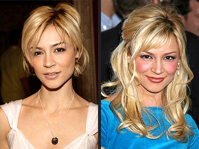 Samaire Armstrong Hairstyle