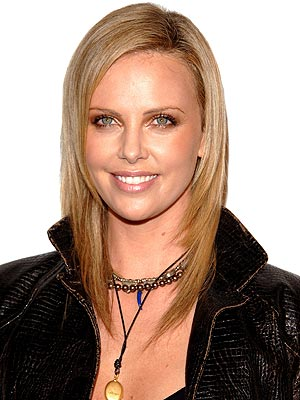 Star Hair: Get the Look! - CHARLIZE THERON - Charlize Theron : People.