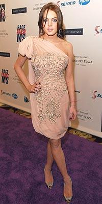 LINDSAY LOHAN: HIT photo | Lindsay Lohan
