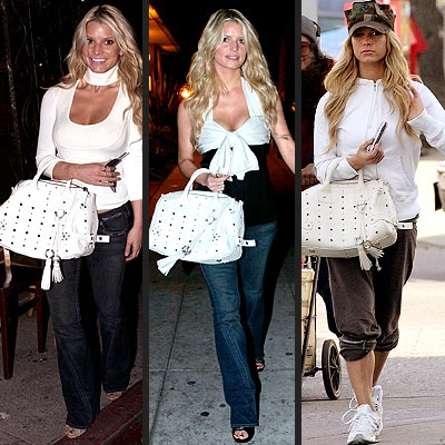 MARC JACOBS BAG photo | Jessica Simpson