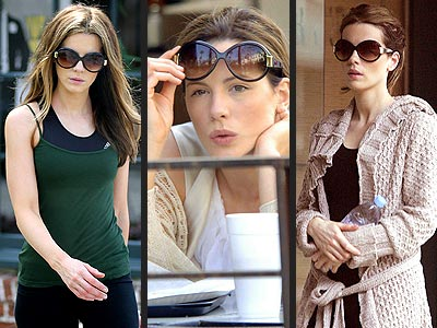OLIVER PEOPLES SUNGLASSES photo | Kate Beckinsale