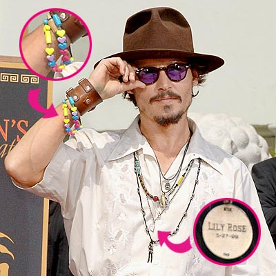 8. HIS SENTIMENTALITY photo | Johnny Depp