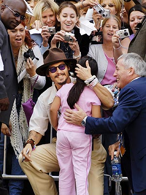 4. HIS GRATEFULNESS photo | Johnny Depp