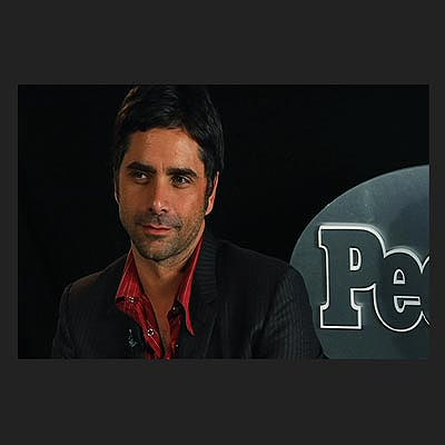 John tells us his last meal on earth would consist of: | John Stamos